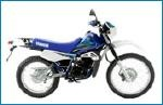 YAMAHA DT 125 offroad