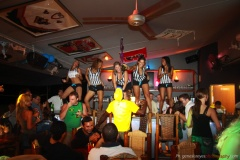you will not find another bar like Kahuna on Cabarete Beach.  We create an experience you will never forget!!